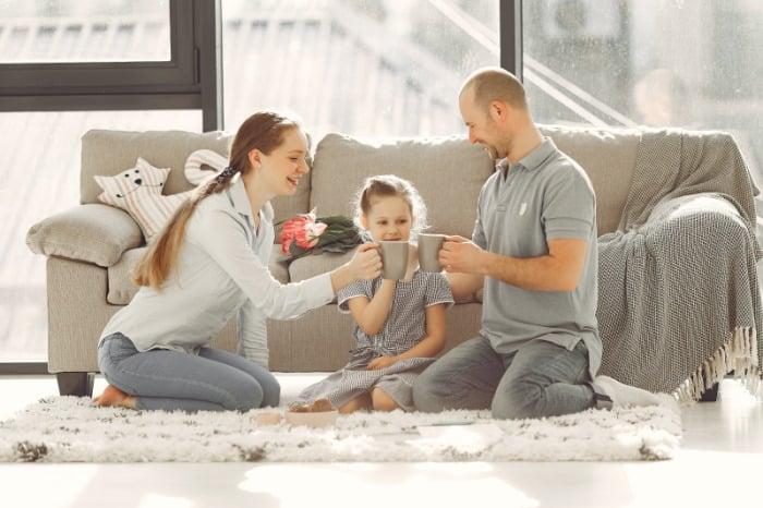 Canva - A Family Having Happy Moments blog