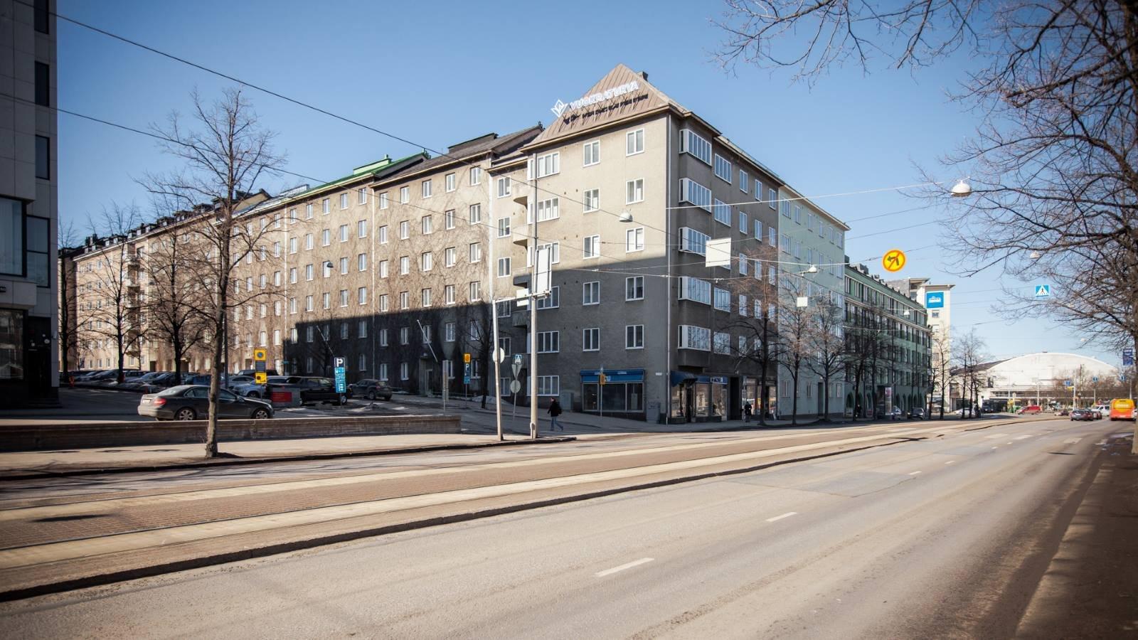 Taloyhtiö Helsinki keskusta maalämpö