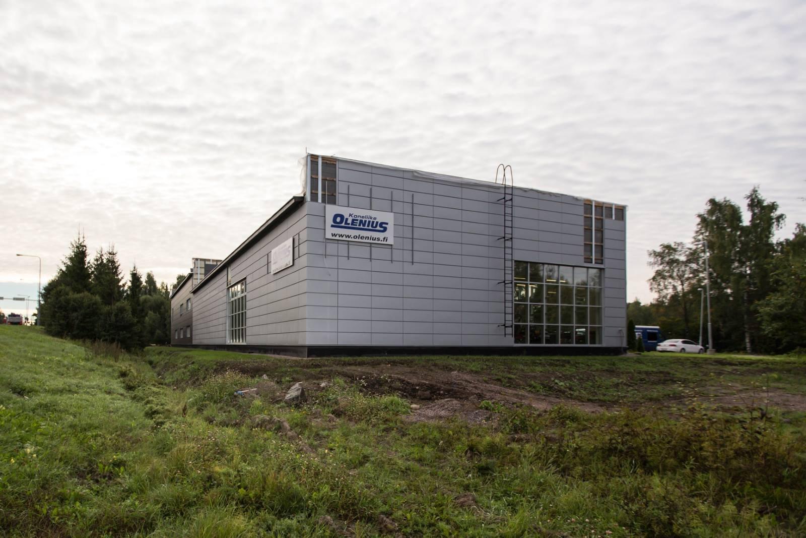 Olenius Helsinki maalämpö