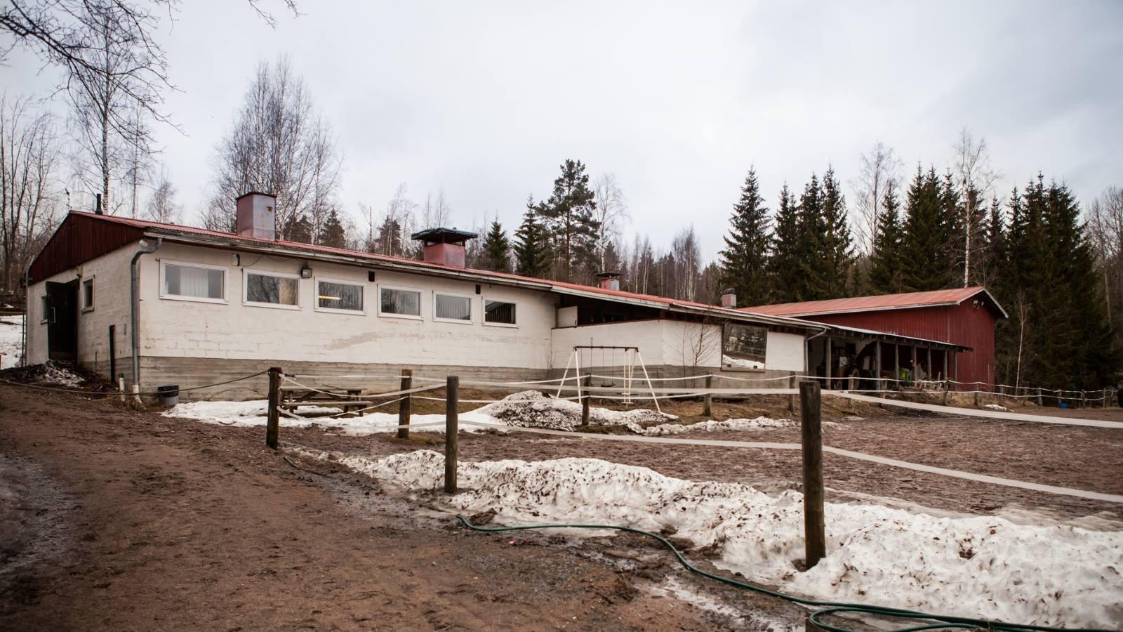 Hevostalli Nurmijärvi maalämpöön