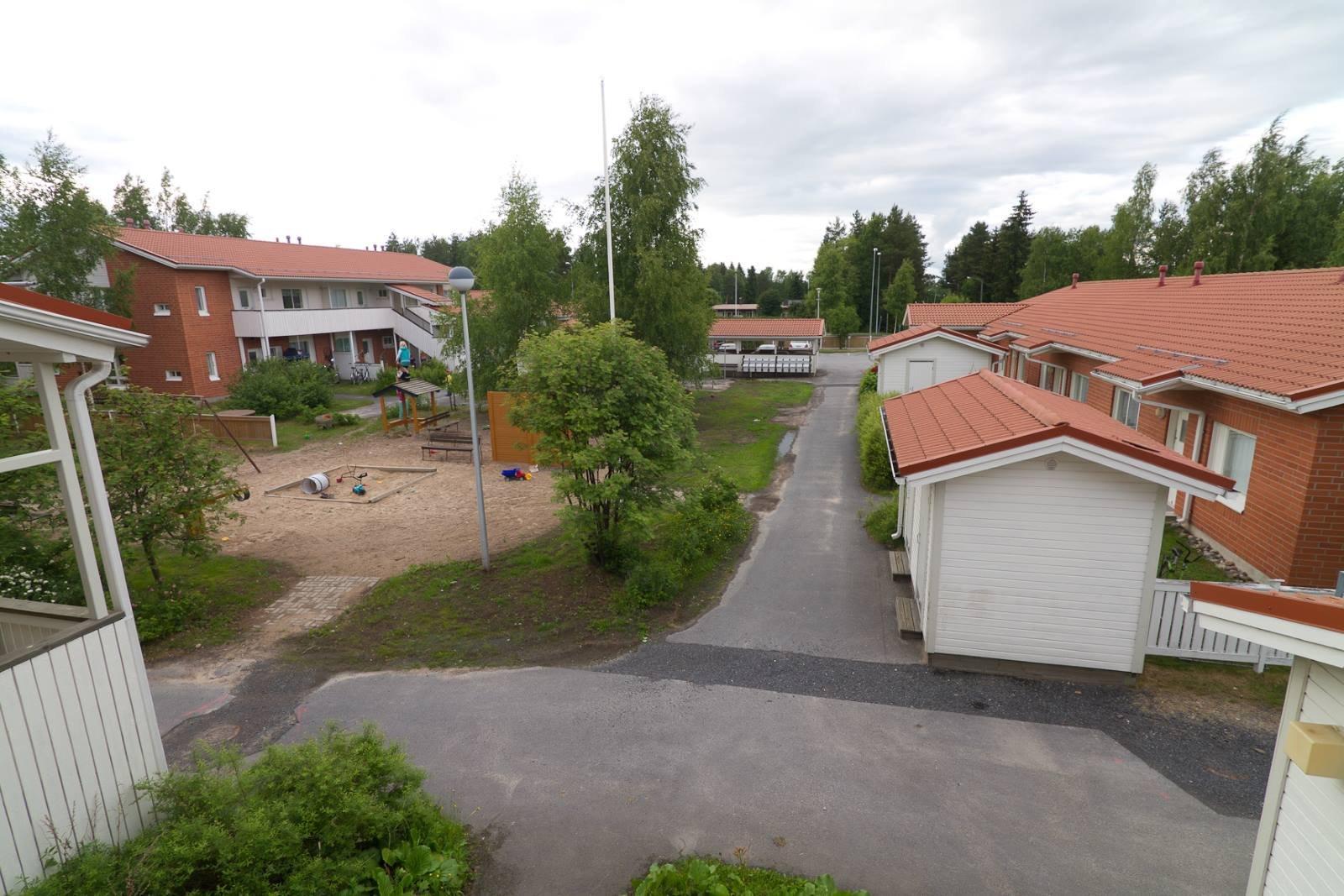 Oulu taloyhtiö öljystä maalämpöön