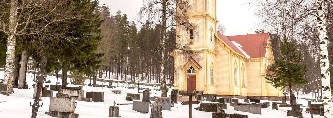 Jaalan kirkkoon maalämpö öljylämmityksen tilalle | Tom Allen Senera