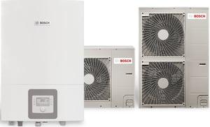 Bosch Compress 3000 AWS -ilma-vesilämpöpumppu