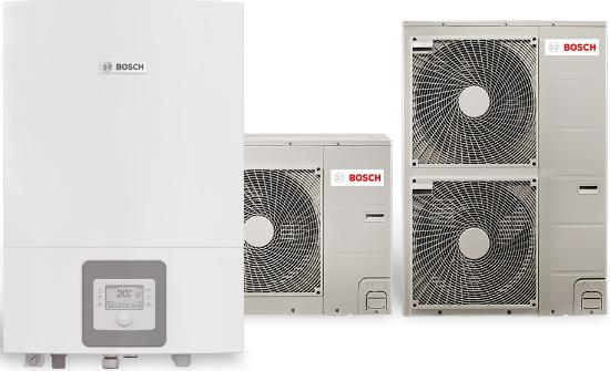 Bosch Compress 3000 AWS VILP