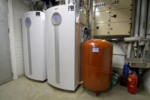 Taloyhtiön uusi lämmitysjärjestelmä