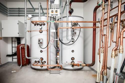 Taloyhtiön lämminvesivaraajat