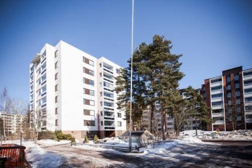 Taloyhtiö Espoo lämmön talteenotto