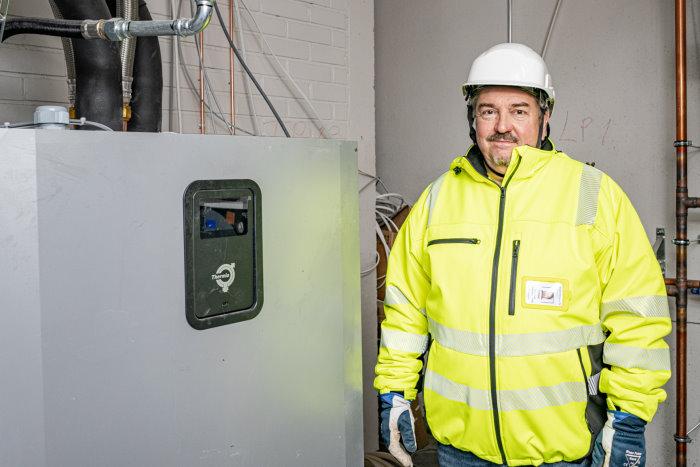 Rakennuttajapäällikkö suosittelee uusiutuvan energian käyttöä